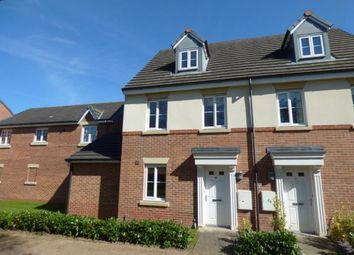 Thumbnail 3 bed semi-detached house for sale in Lambourne Court, Gwersyllt, Wrexham, Wrecsam