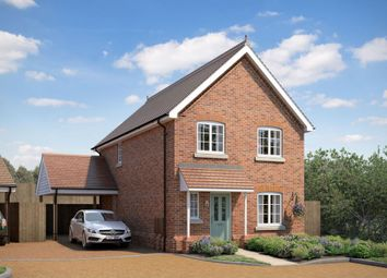 "Thumbnail 4 bed property for sale in ""Stanford"" at Love Lane, Faversham"