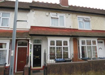 3 bed terraced house for sale in Tew Park Road, Handsworth, Birmingham B21