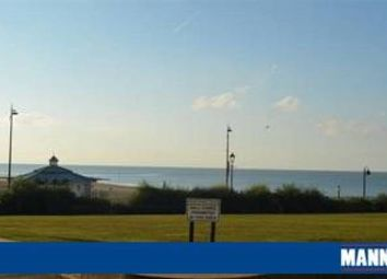 Thumbnail 1 bed flat to rent in Marine Gardens, Margate