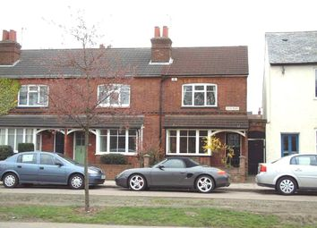 Thumbnail 2 bed end terrace house to rent in Sandridge Road, St.Albans