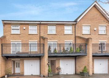 Thumbnail 4 bedroom town house for sale in Buckthorn Road, Hampton Hargate, Peterborough
