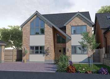 Thumbnail 4 bedroom detached house for sale in Toton Lane, The Oaks, Stapleford