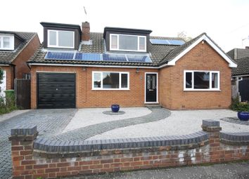 Thumbnail 5 bed detached bungalow for sale in Sandon Road, Cheshunt, Waltham Cross