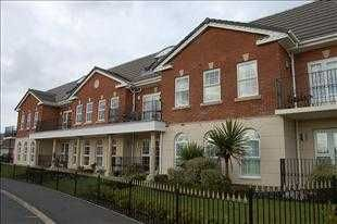 Thumbnail 2 bed flat to rent in The Magnolias, Silver Smith Row, Lytham St Annes