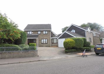 Thumbnail 4 bed detached house for sale in Glanymor Park Drive, Glanymor Park, Loughor