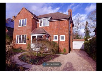 Thumbnail 3 bed detached house to rent in Holm Close, West Byfleet