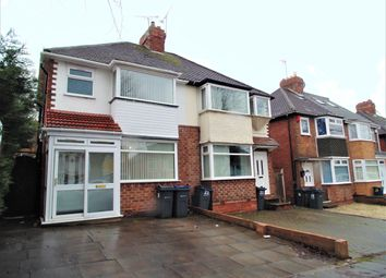 Thumbnail 3 bed semi-detached house to rent in Harbeck Avenue, Great Barr