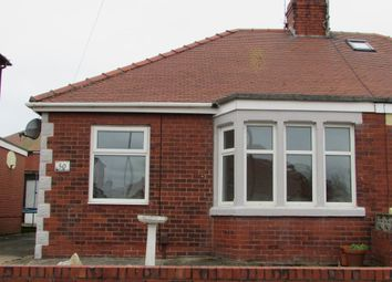 Thumbnail 2 bed bungalow to rent in Kelvin Road, Blackpool, Lancashire