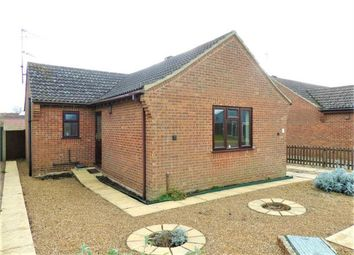 Thumbnail 2 bed detached bungalow for sale in Hamilton Way, Downham Market