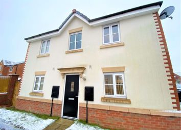 3 bed detached house to rent in Chelmer Way, Eccles, Manchester M30