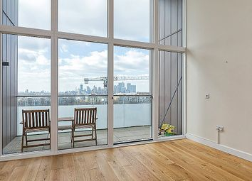 Thumbnail 3 bed flat for sale in Barquetine Heights, North Greenwich