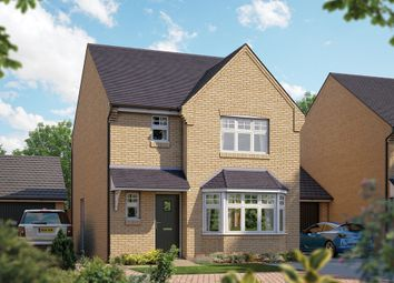 "Thumbnail 3 bed detached house for sale in ""The Epsom"" at Station Road, Lower Stondon, Henlow"