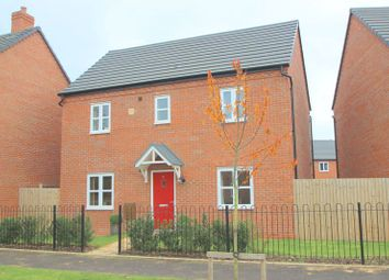 Thumbnail 4 bed detached house for sale in Western Heights Road, Meon Vale, Long Marston