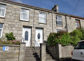 Thumbnail 2 bedroom terraced house for sale in Carpalla Terrace, Foxhole, St. Austell, Cornwall