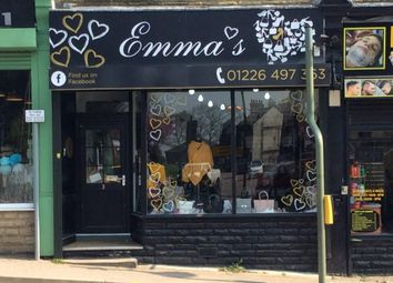Thumbnail Retail premises for sale in Church Street, Royston, Barnsley