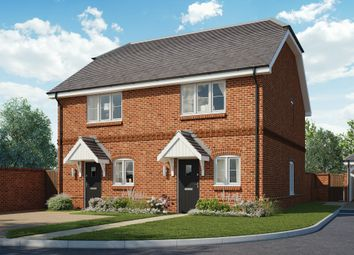 Thumbnail 2 bed semi-detached house for sale in Old Guildford Road, Broadbridge Heath, Horsham