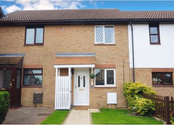 Thumbnail 2 bed terraced house for sale in Compton Close, Chatham