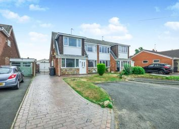 Thumbnail 4 bed semi-detached house for sale in Perth Road, Willenhall, West Midlands