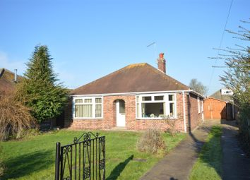 Thumbnail 3 bedroom detached bungalow for sale in Church Street, Northborough, Peterborough