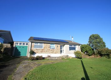 Thumbnail 3 bedroom detached bungalow for sale in Church Lane, Saltash, Cornwall