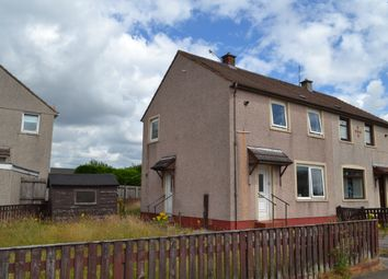 Thumbnail 2 bedroom semi-detached house for sale in Old Edinburgh Road, Viewpark, Uddingston