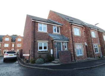 Thumbnail 3 bed end terrace house for sale in The Lairage, Ponteland, Newcastle Upon Tyne, Northumberland