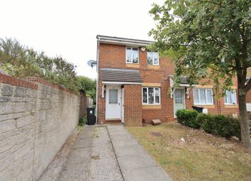 Thumbnail 2 bed end terrace house to rent in Johnson Road, Emersons Green, Bristol