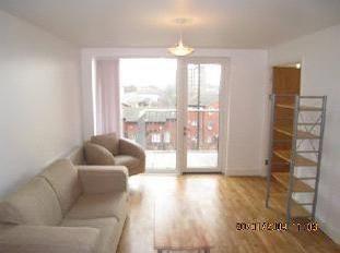 Thumbnail 1 bed flat to rent in Queensbridge Road, London