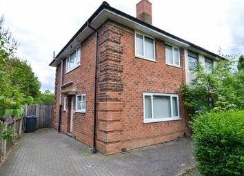 Thumbnail 3 bed semi-detached house for sale in Weoley Castle Road, Weoley Castle, Birmingham