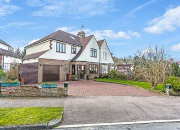 Thumbnail 5 bed semi-detached house for sale in Greenhill Avenue, Caterham