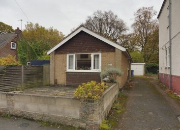 Thumbnail 1 bedroom detached bungalow for sale in Gladstone Street, New Normanton, Derby