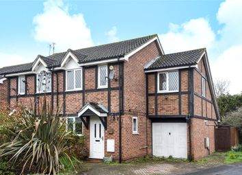 Thumbnail 3 bed semi-detached house to rent in Sandstone Close, Winnersh, Wokingham, Berkshire