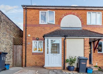 Thumbnail 2 bed semi-detached house for sale in Siskin Close, Bushey, Hertfordshire