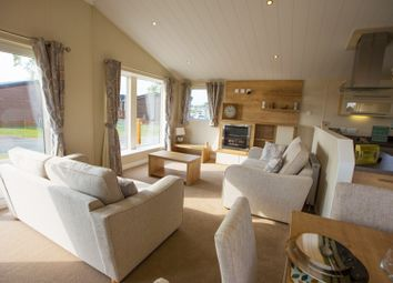 Thumbnail 3 bed lodge for sale in Sleaford Road, Lincoln