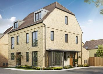 """Thumbnail 3 bed semi-detached house for sale in """"Johnson"""" at Jenner Close, Coulsdon"""