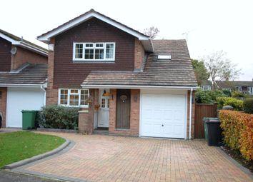 Thumbnail 4 bed detached house to rent in Elizabeth Avenue, Bagshot