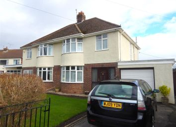 Thumbnail 3 bed semi-detached house for sale in Bishopston Road, Bishopston, Swansea