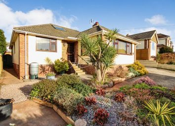 Thumbnail 3 bed bungalow for sale in Roundhill Road, Livermead, Torquay