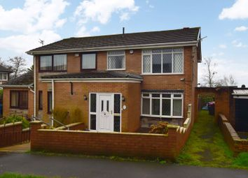 3 bed semi-detached house for sale in Clarke Crescent, Little Hulton, Manchester M38