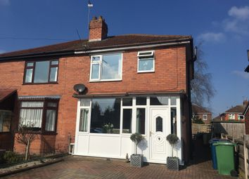Thumbnail 3 bed semi-detached house to rent in Hawke Road, Stafford