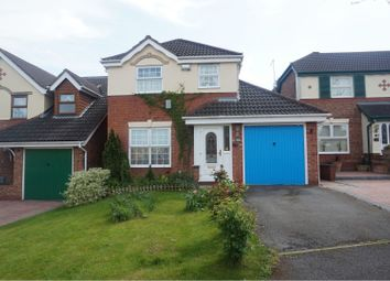 Thumbnail 3 bed detached house for sale in Buchanan Close, Sandringham Gardens