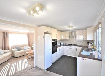 Thumbnail 3 bed mobile/park home for sale in Jensen Drive, Carr Bridge Residential, Blackpool, Lancashire