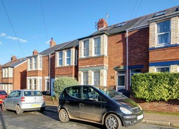 Thumbnail 4 bed terraced house for sale in Anthony Road, Exeter