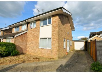 Thumbnail 3 bed semi-detached house for sale in Manor Way, Towcester