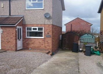 Thumbnail 2 bed semi-detached house for sale in Fron Uchaf, Colwyn Bay