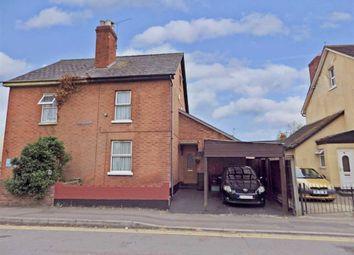 Thumbnail 3 bedroom semi-detached house for sale in Regent Street, Tredworth, Gloucester