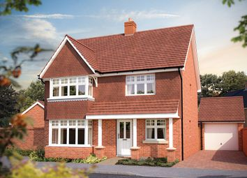 "Thumbnail 4 bed detached house for sale in ""The Canterbury"" at Park Road, Hellingly, Hailsham"