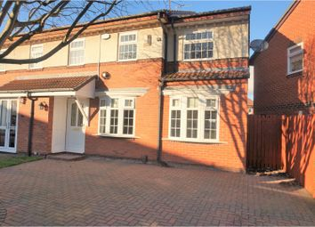 Thumbnail 3 bed semi-detached house for sale in Grange Avenue, Liverpool