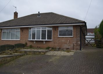 Thumbnail 3 bed semi-detached bungalow to rent in Church Way, Crofton, Wakefield